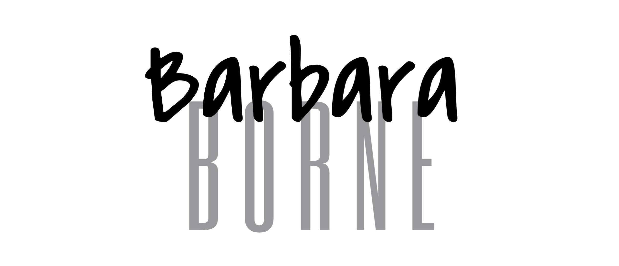 Barbara BORNE