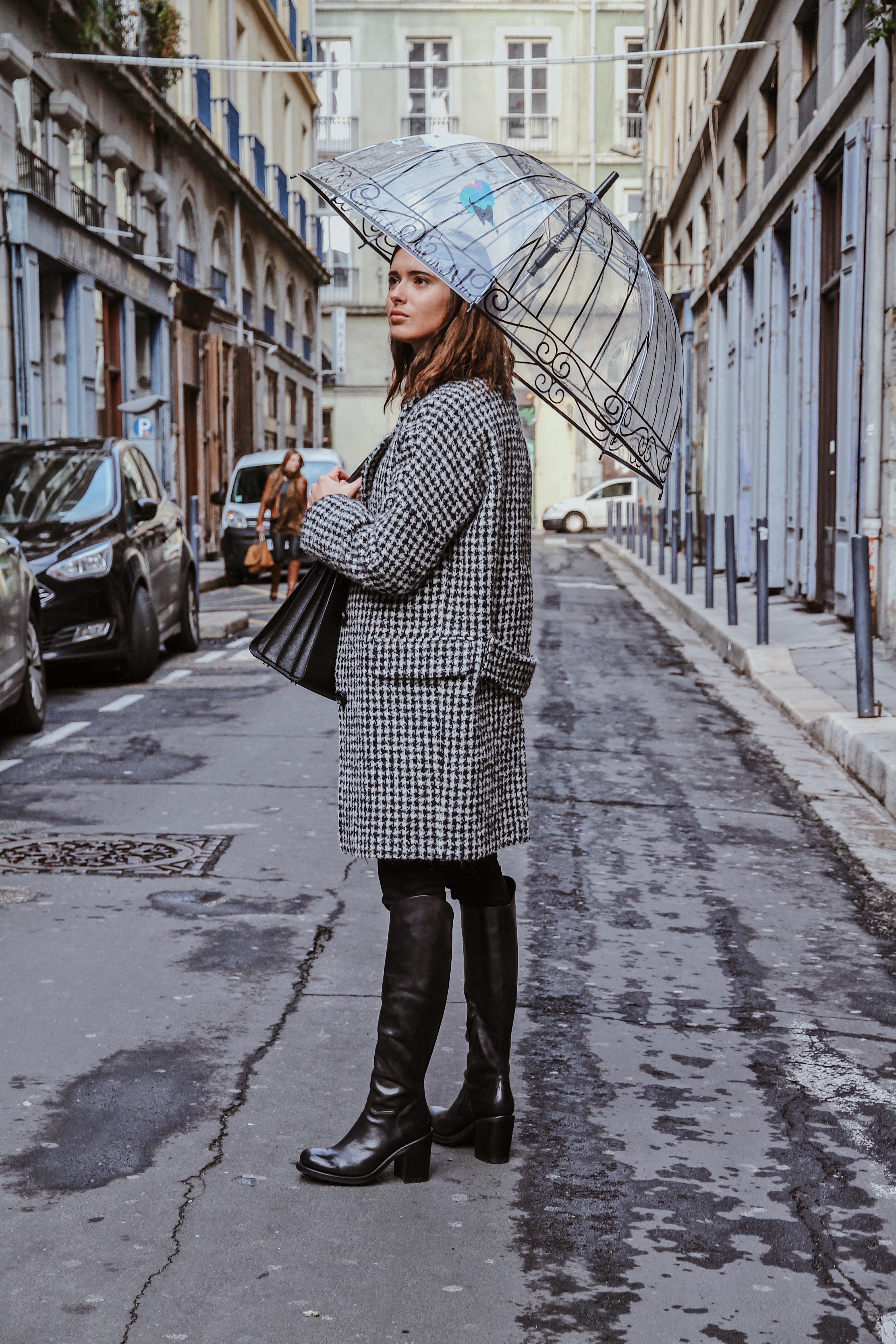 Barbara Borne Et Poule Mode Lifestyle Pied Blog De Manteau zwqxSItBn